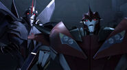 Starscream and Knock Out (Thirst)