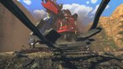 Optimus Prime stopped train TFP