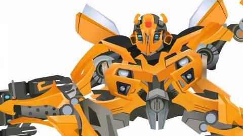 BUMBLEBEE Transform - Short Flash Transformers Series