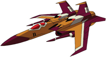 Transformers Animated Sunstorm jet