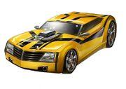 Bumblebee Transformers Prime Car Mode