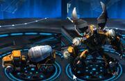 Transformers Universe Sidewinder