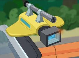 Huxley's Robo-camera