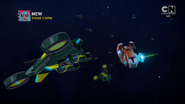 Flying Autobots attack