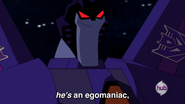 Thundercracker's an egomaniac