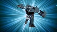 Steeljaw attack (S3E21)