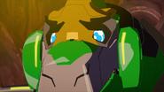 Grimlock's eyes (Combiner Force)