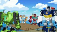 Rescue Botit saarella