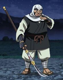 TFGoSamurai4 Benkei Musashibō