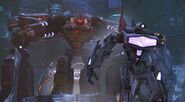 Transformers-fall-of-cybertron-shockwave-and-grimlock