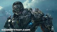 "Transformers 4 Age of Extinction Lockdown ""Villain"" Spot"
