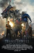 Transformers 4 Poster 1