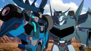 Steeljaw and Thunderhoof (Combiner Force (3))