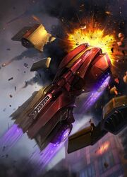 Transformers Legends War for Cybertron Dead End Vehicle Mode