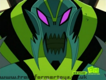 Waspinator animated