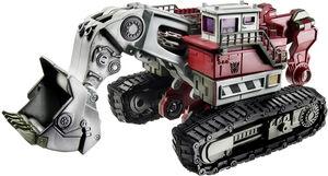 Demolishor-vehicle