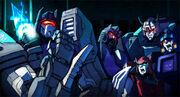 Dungeonsanddinobots grimlock transformed