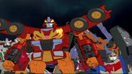 Rodimus, Prowl, Landmine and Downshift (Ep. 34)