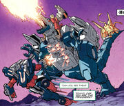 Before&After Overkill vs Autobots