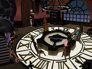 Clock hideout