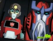 TFA Alpha Trion and Perceptor