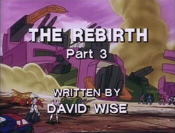 Rebirth 3 title shot
