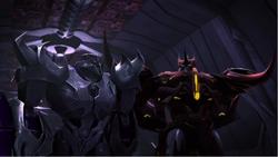 Megatron & Predaking