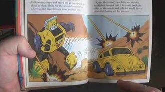 Transformers Ladybird Books