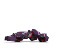 Underbite tank mode