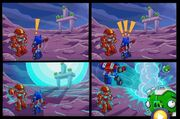 Angry Birds Transformers Heatwave In-Game Comic