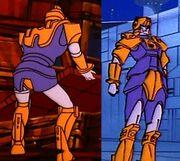 Femaleautobot orange