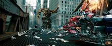 Megatron vs Sentinel