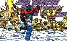 Optimus G1 combate