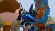 W.W.O.D.? Screenshot Strongarm punch bag