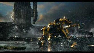 Transformers El Último Caballero Tráiler J