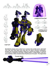 Decepticons-Swindle Weapons