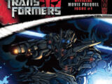 Prime Directive (IDW) issue 1