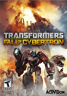 230px-Fall of Cybertron PC cover