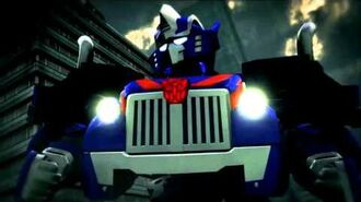 "Q-Transformers ""Mystery of Convoy"" Intro"