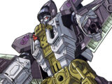 Thrust (Unicron Trilogy)