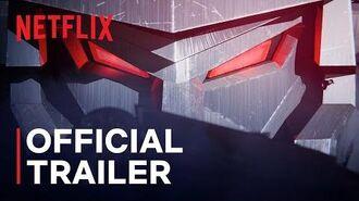 Transformers War For Cybertron Trilogy - Siege Official Trailer Netflix