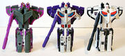 Generation 1 Astrotrain Variants