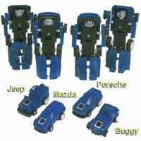 Mini-spy toys