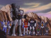More Than Meets The Eye Decepticons Before the Attack