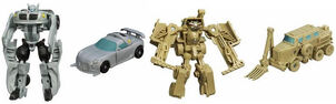 Movie Legends JazzBonecrusher toys