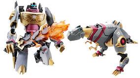 Toy Grimlock Animated