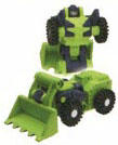 Uni Micromaster Buckethead toy