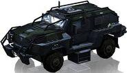 Shellshock Vehicle Mode