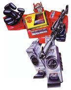 Blaster 528 poster