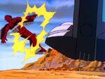 G1 FFODPart5 Warpath kicked